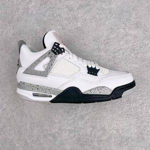 """NIKE Air Jordan AJ4 Retro""""White Cement """""""
